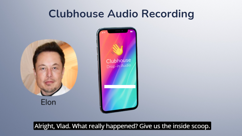Clubhouse to Video